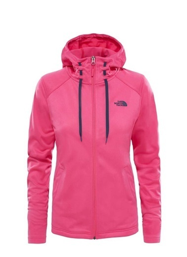 The North Face The Northface Kadın  Tech Mezzaluna Hd Swetşört Nf0A3Bror141 Pembe